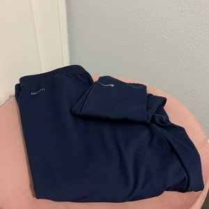 Nike Fit Navy Soccer Pants